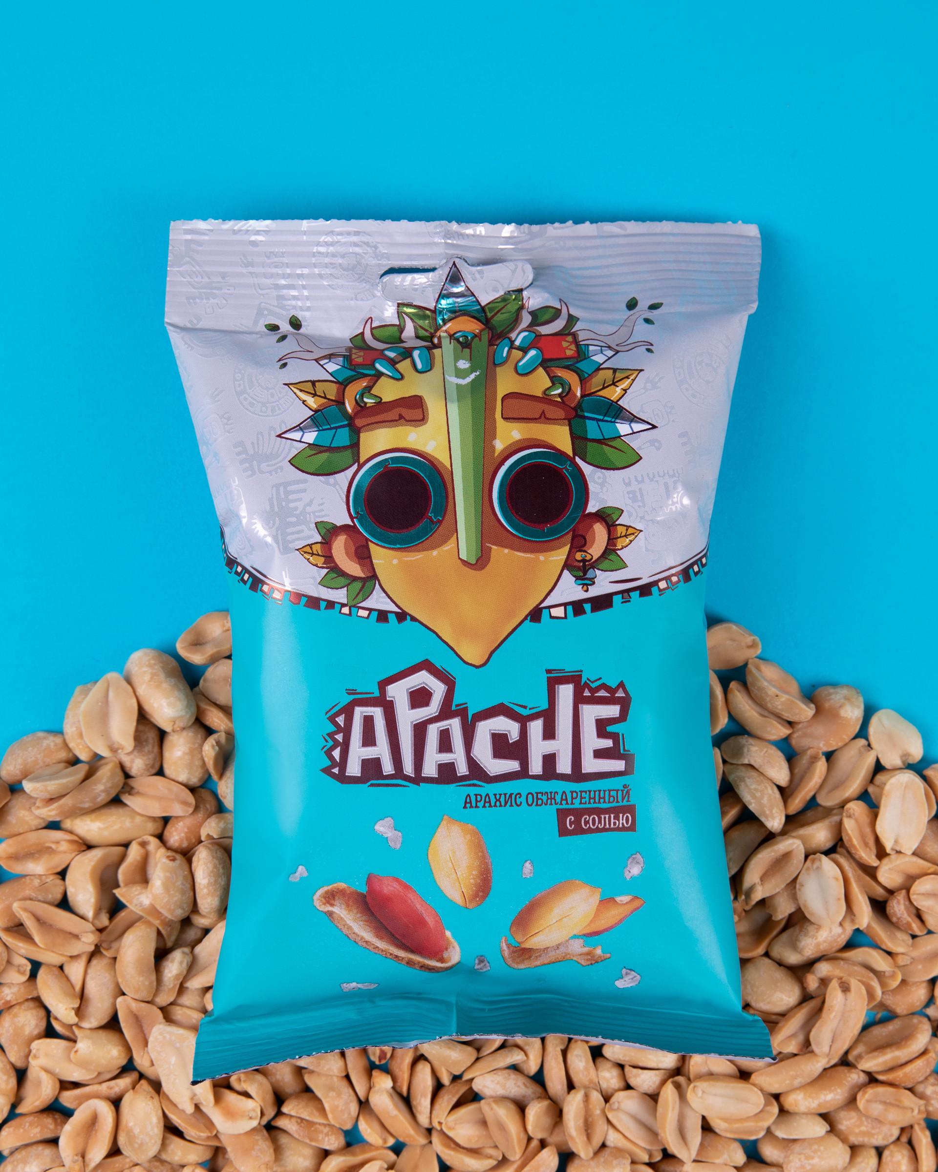 Apache Peanut