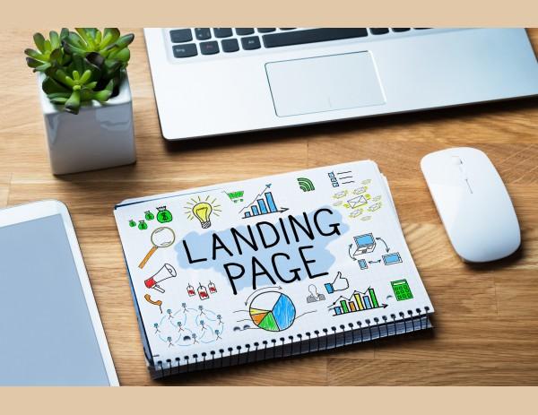 Landing page-ի առավելությունները