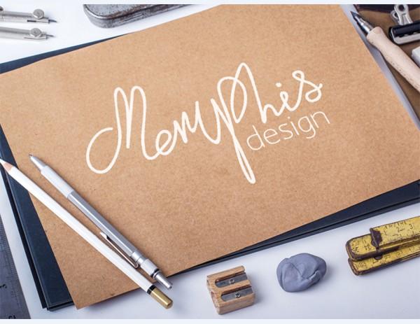 Տեքստային լոգոների հավաքածու ձեր ոգեշնչման համար