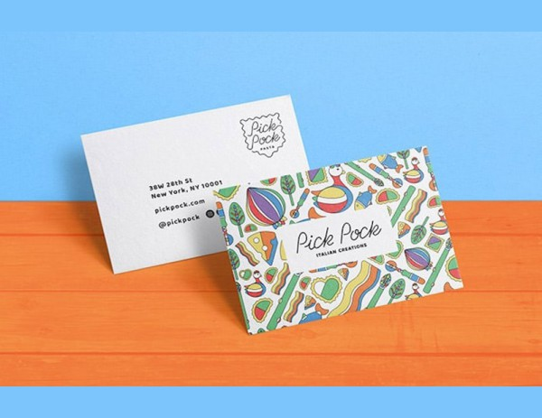 Այցեքարտերի դիզայն. 50 կրեատիվ օրինակներ