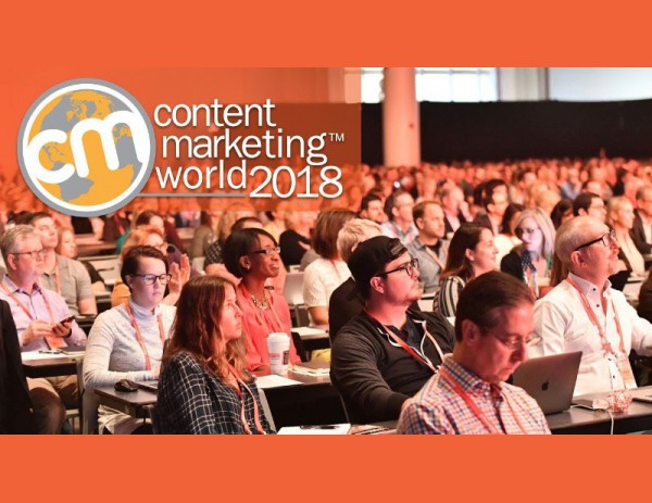 3 горячих тренда контент-маркетинга из-за кулис Content Marketing World