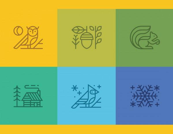 2019թ.-ի Icon-ների դիզայնի հիմնական թրենդները