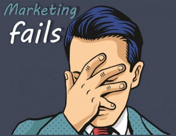 4 հայտնի մարքեթինգային ձախողումներ