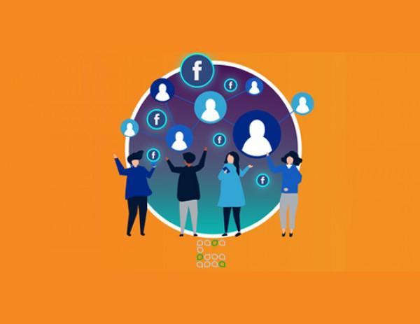 More together. масштабная реклама обновленных групп на Фейсбуке