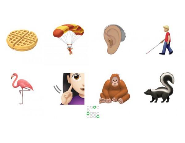 59 նոր emoji Apple-ից