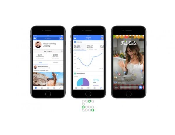 Facebook-ը գործարկեց Creator Studio բջջային հավելվածը